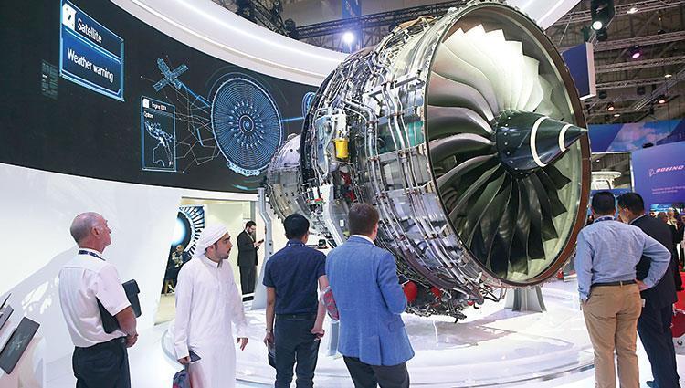 177.5 مليار درهم صفقات «دبي للطيران»