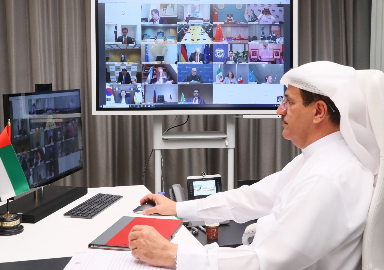 The UAE demands the smooth flow of trade and the efficiency of commodity supply chains