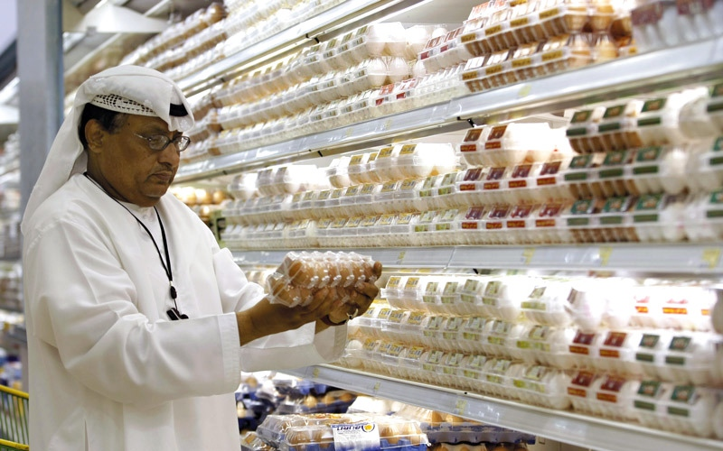 Domestic product tops the 55 mark for table eggs in the state markets