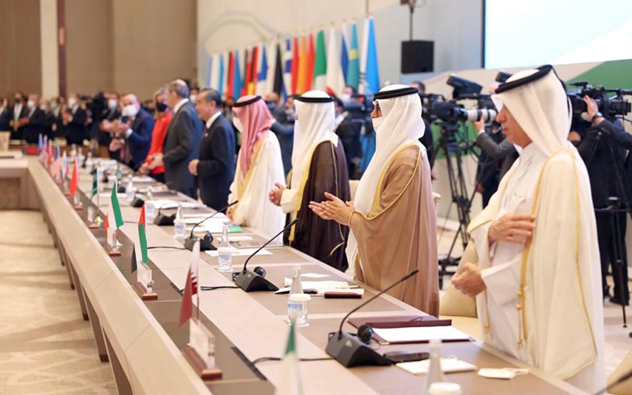 الإمارات تشارك بمؤتمر «الترابط الإقليمي- التداعيات والفرص» في أوزبكستان