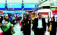 مطار المليار يحافظ على صدارته العالمية
