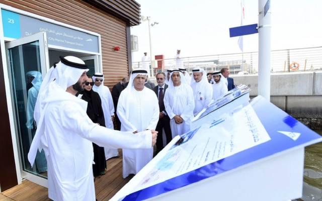الإمارات تطلق أول محطة عائمة ذكية للنقل البحري في الدولة