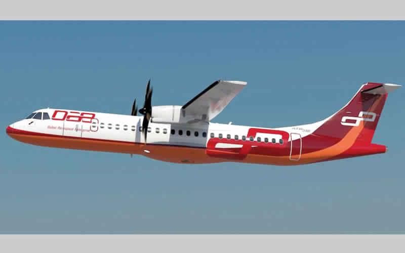 «دبي لصناعات الطيران» تدرس طلبية طائرات بعد صفقة «أواس»