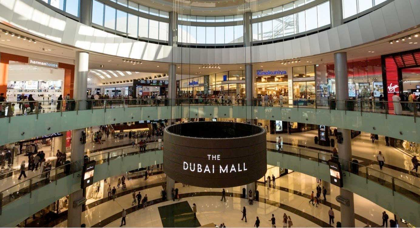 The Dubai Mall launches an e-mall on the Noon.com platform