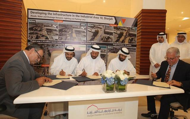 Official: Developing the tenth industrial zone in Sharjah with 120 million dirhams