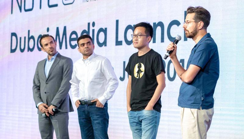 «إنفينيكس»: دبي المكان الأمثل لإطلاق الهواتف الذكية الصينية