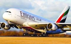 309 آلاف مسافر عبر «طيران الإمارات» قبل العيد