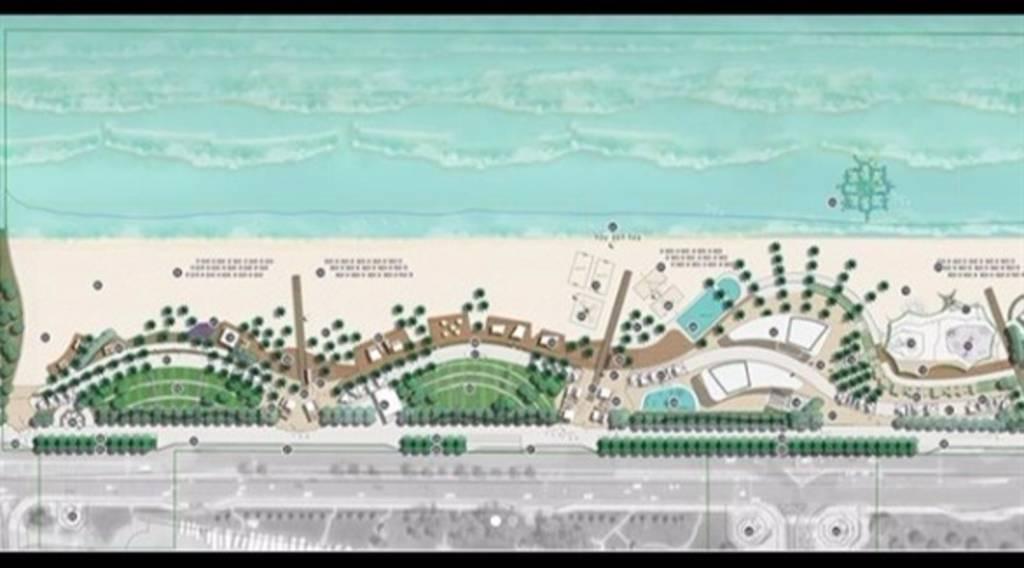 أبوظبي تعتمد مخطط تطوير الكورنيش