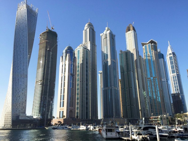 275 billion dirhams of 2020 real estate transactions in the UAE