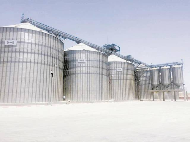 Arab and India Spices is building grain storage silos in the UAE at 150 million dirhams