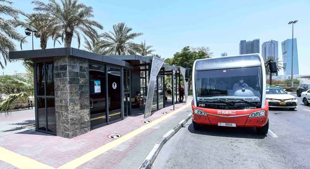 Dubai Roads announces the reopening of all service providers centers