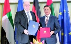 الإمارات وألمانيا: شراكة في اقتصاد المستقبل