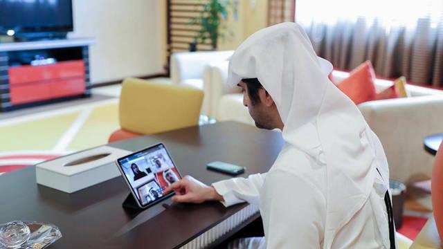 العمل عن بُعد أكثر إنتاجية لـ68% من موظفي الإمارات