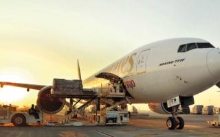 «طيران الإمارات»: 6% نمواً متوقعاً في الشحن الجوي حتى مارس المقبل