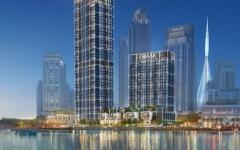 عقارات إطلاق منازل «كريك إيدج» ضمن «جزيرة خور دبي»
