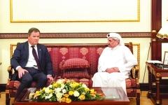 حمد الشرقي: الفجيرة توفر بيئة استثمارية مناسبة للشركات النفطية