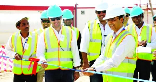 يونيليفر تطلق الأعمال الإنشائية لمصنعها بمدينة دبي الصناعية