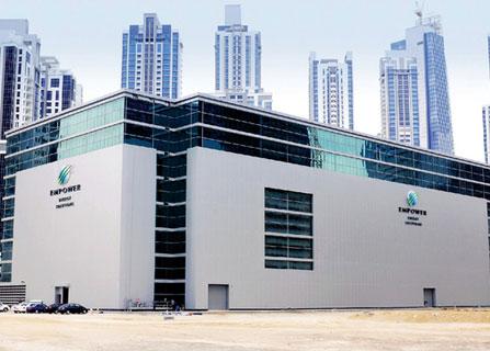 إمباور تؤسس عملاقاً للتبريد بصفقة تبلغ قيمتها 1.8 مليار درهم
