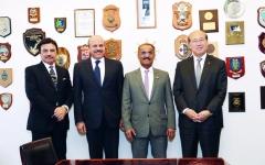 بلحيف النعيمي: تعزيز التعاون مع «المنظمة البحرية الدولية»