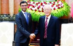 تعزيز التعاون الاقتصادي بين الإمارات وفيتنام