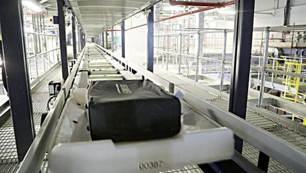 نظام جديد للأمتعة بمطار أبوظبي الدولي