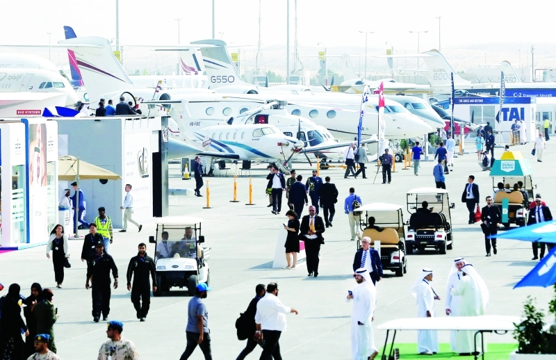 The size of the exhibition has increased to 85 billion dirhams