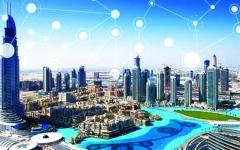 دبي محرك صناعة البناء والمدن الذكية في الخليج