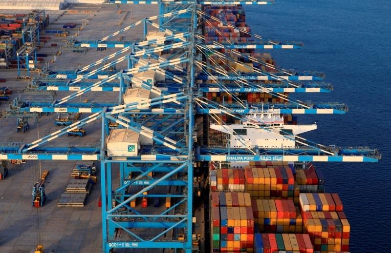 94.8 % ارتفاع صادرات أبوظبي إلى الولايات المتحدة