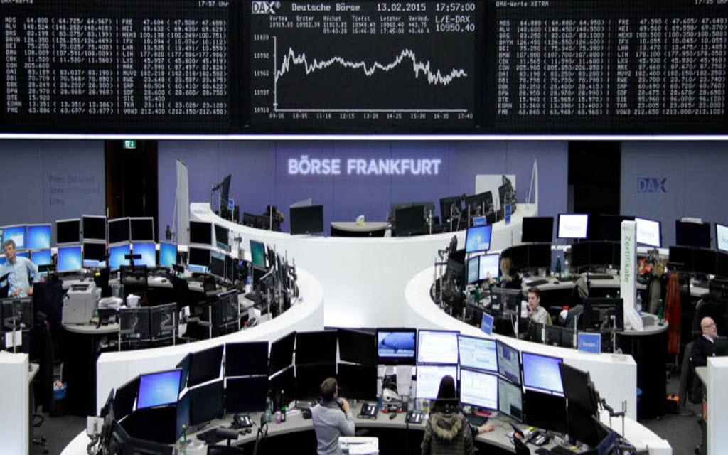 أوروبا تفتح منخفضة مع ارتفاع عائدات السندات الألمانية