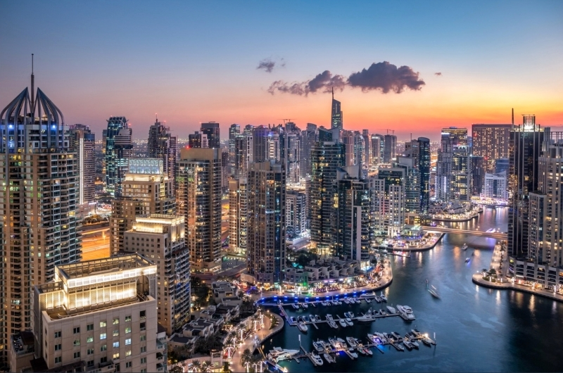 AED 1.92 billion in Dubai real estate transactions in a week