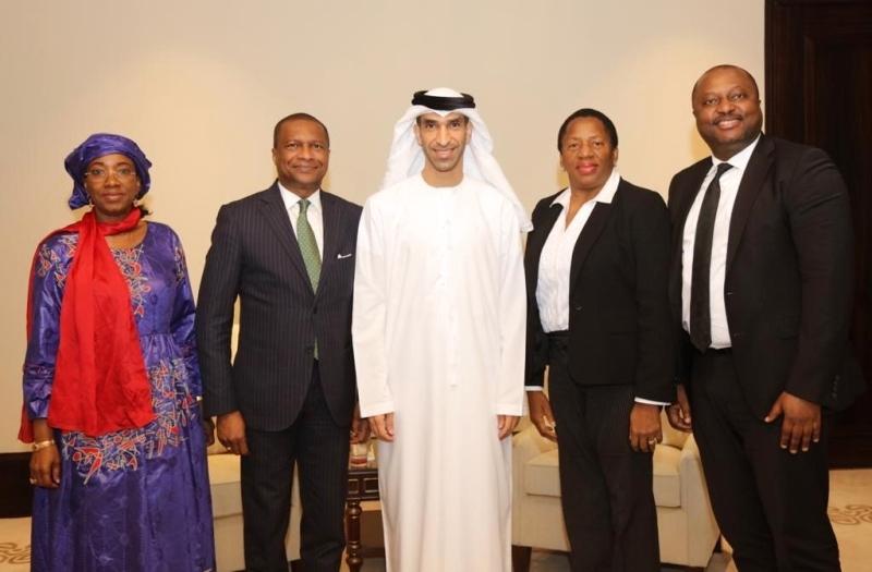 مندوبو الأمم المتحدة يطلعون على تجربة الإمارات من أجل المناخ