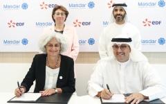 «مصدر» و«أي دي أف» تطلقان شركة لخدمات الطاقة