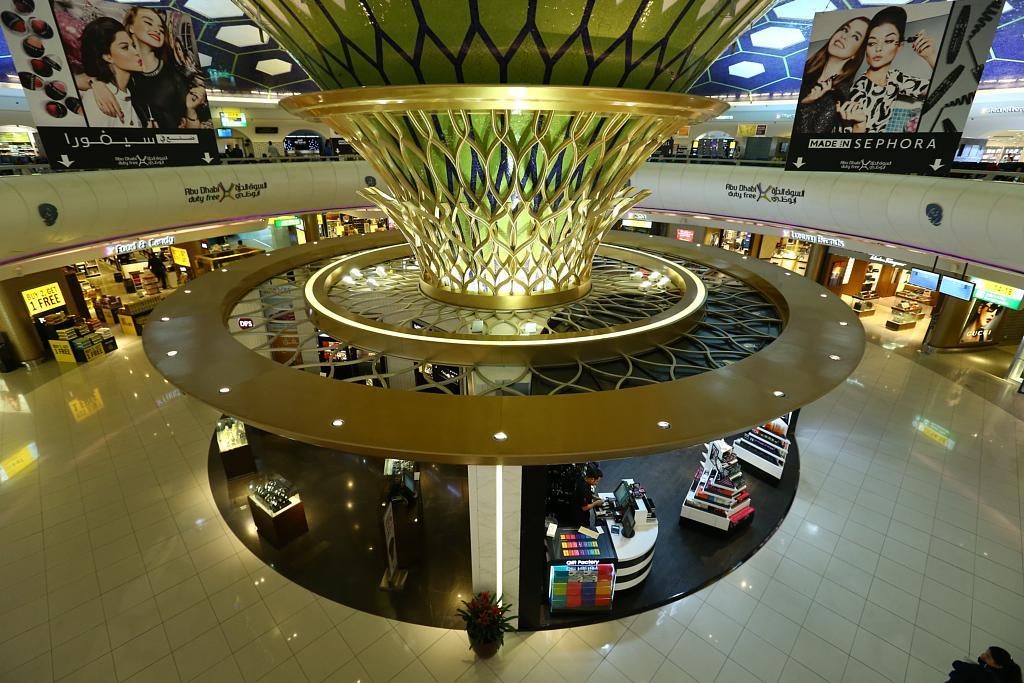 .9 million passengers pass through Abu Dhabi International Airport in February