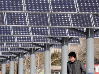 تسارع نمو الطاقة الشمسية الكهروضوئية عالمياً