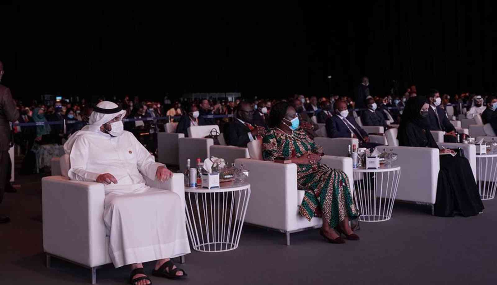 Hamdan bin Mohammed: We look forward to working with our partners in Africa to activate strategic cooperation paths