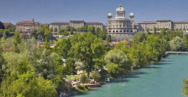 زيادة أعداد السياح من الإمارات إلى سويسرا