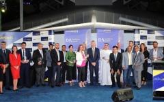 مطارات دبي تكرم شركات الطيران المساهمة في إسعاد المسافرين