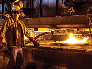 «حديد الإمارات» ترفع الطاقة الإنتاجية إلى 3.2 مليون طن بنهاية العام الجاري