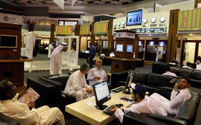 الإماراتيون «يبيعون».. والأجانب الأكثر شراءً في «دبي المالي» خلال 2013