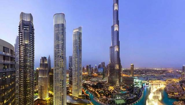 Dubai property deals exceed 2.4 billion dirhams in a week