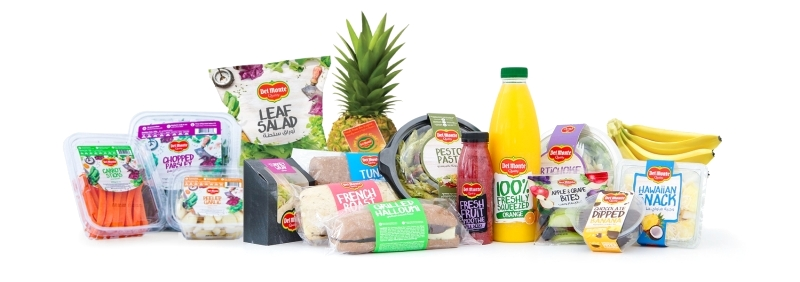 «دل مونتي» تعرض منتجات صحية ومستدامة
