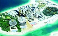 750 مليوناً صفقات عقارية في جزر العالم