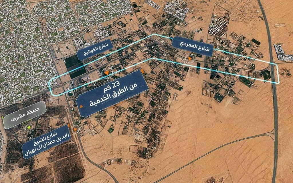 بتكلفة 500 مليون درهم.. طرق دبي ترسي عقد مشروع