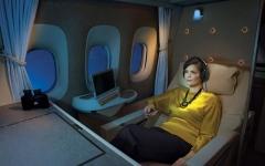 طيران الإمارات تشغل «بوينج 777» بالدرجة الأولى الجديدة إلى المالديف أول يونيو