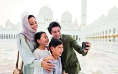 2.5 مليون نزيل بفنادق أبوظبي منذ بداية العام
