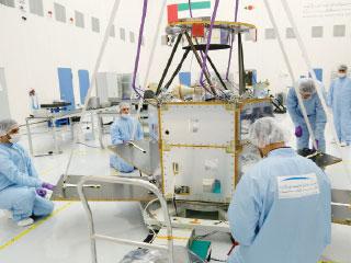 الإمارات تتجه لريادة تجارب الزراعة في الفضاء