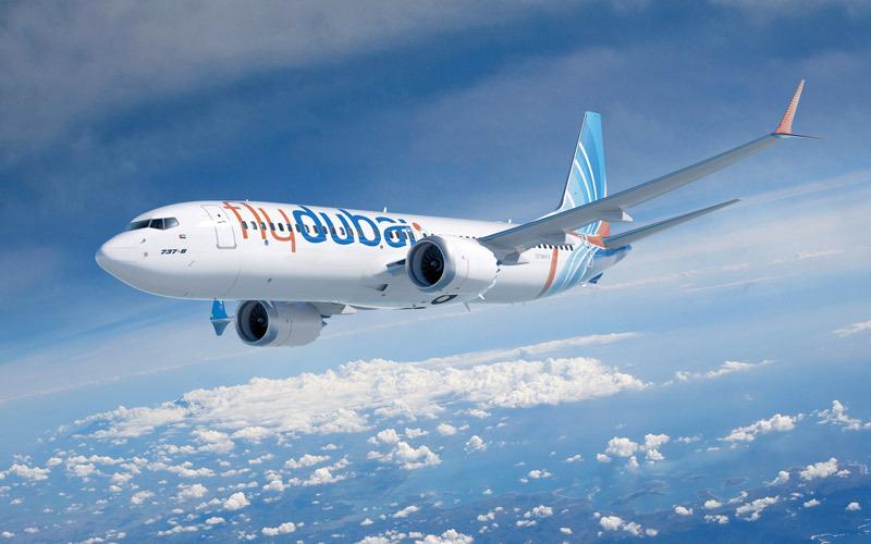 «فلاي دبي» تتسلّم 8 طائرات جديدة خلال العام الجاري