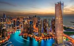 دبي سادس أهم مركز سياحي في العالم