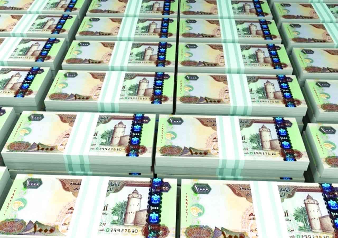 6.3 مليار درهم زيادة الودائع لأكثر من عام خلال 10 أشهر