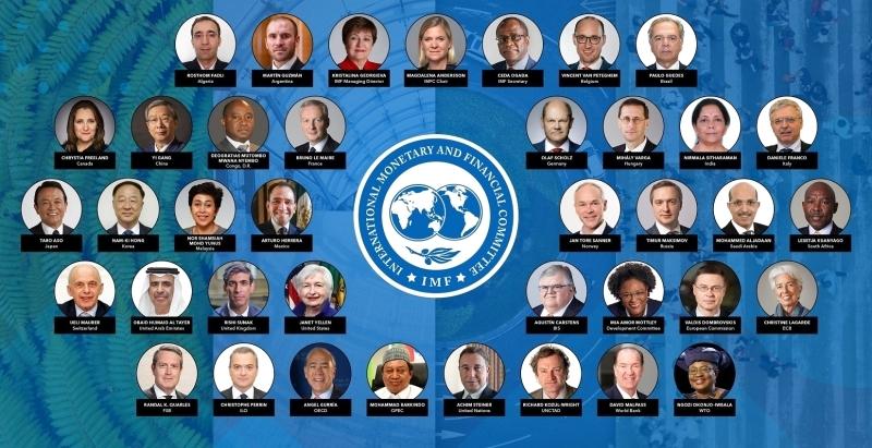 الإمارات تشارك باجتماع اللجنة الدولية المالية والنقدية لمواجهة تداعيات «كوفيد 19»